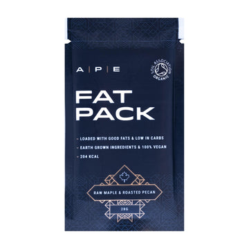 Fat Pack | Raw Maple & Roasted Pecan