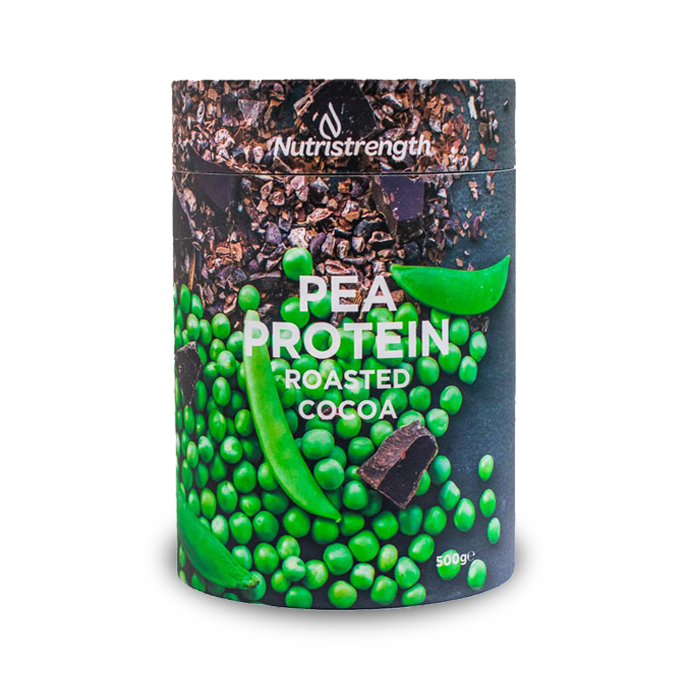 Pea Protein Roasted Cocoa