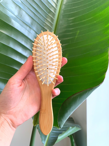 Bamboo YAY Hairbrush