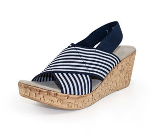 Charleston Shoe Co. MED Wedge