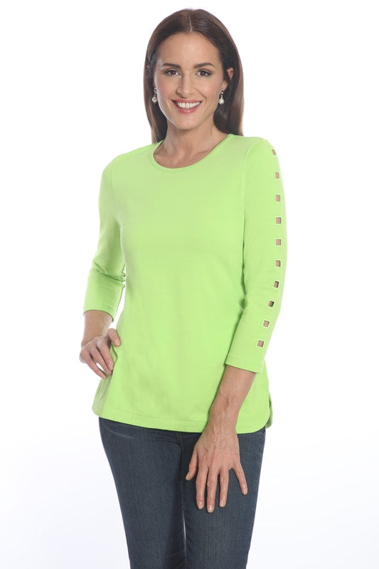 ELI Square Sleeve Top