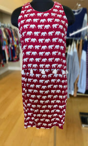 Escapada Elephant Dress