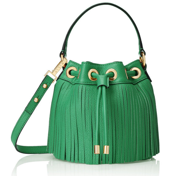 Milly Essex Bucket Fringe Bag