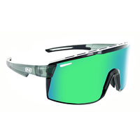 GAFAS DE SOL FIXIE MAX SUNGLASSES - SMOKE LENS WITH GREEN MIRROR