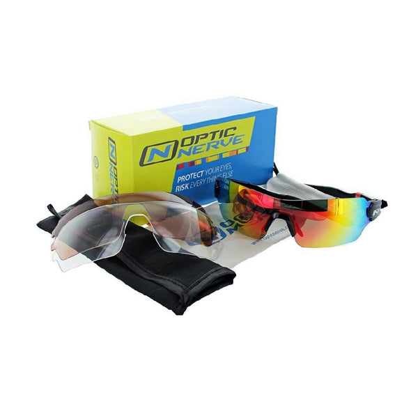 GAFAS DE SOL OPTIC NERVE VAPOR IC