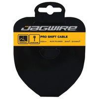 CABLE DE CAMBIO PRO POLISHED SLICK INOXIDABLE JAGWIRE  1.1X2300MM SRAM / SHIMANO