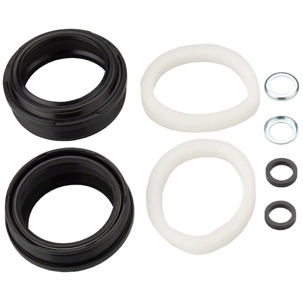 RETENES PUSH INDUSTRIES DE FRICCIÓN ULTRABAJA PARA ROCKSHOX - 32MM 09-14