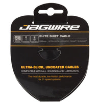 CABLE DE CAMBIO ELITE ULTRA-SLICK INOXIDABLE JAGWIRE 1.1X2300MM SRAM / SHIMANO