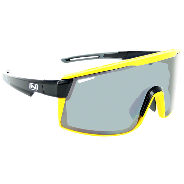 GAFAS DE SOL FIXIE MAX SUNGLASSES - SMOKE LENS WITH SILVER FLASH