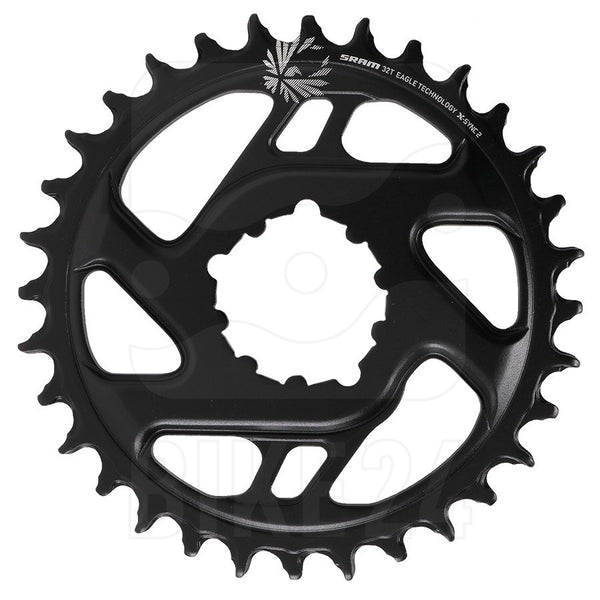 PLATO SRAM EAGLE X-SYNC2 COLD FORGED - GX 32T 6MM OFFSET