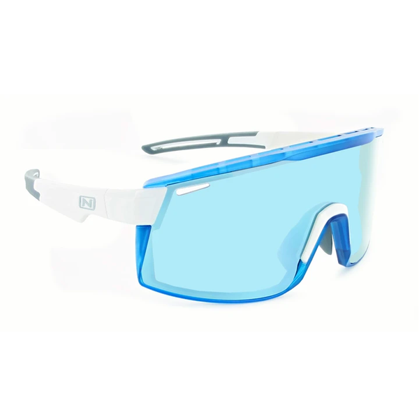 GAFAS DE SOL FIXIE MAX SUNGLASSES - BROWN LENS WITH BLUE MIRROR