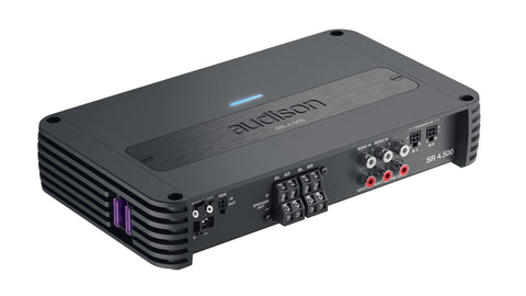 Audison SR 4.500 900W Class D 4 Channel Car Speaker Amplifier