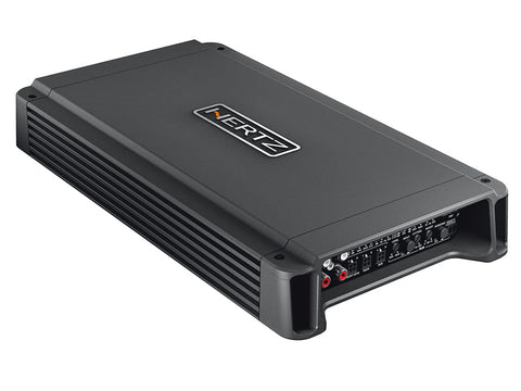 Hertz HCP 5D 5 channel amplifier