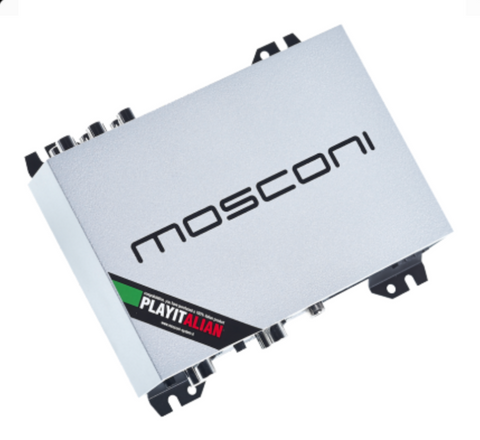 Mosconi 4 to 6 DSP