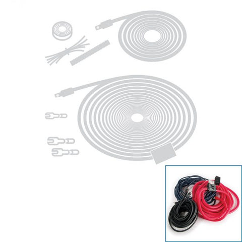 Audison Connections FPK 350 Power cable kit 8AWG
