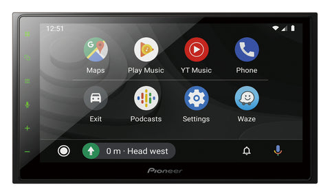 Pioneer SPH DA250DAB CarPLay Android Auto Media unit