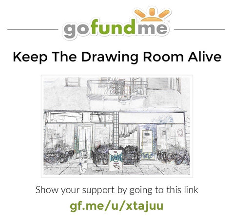 SAVE THE DRAWING ROOM THROUGH COVID 19