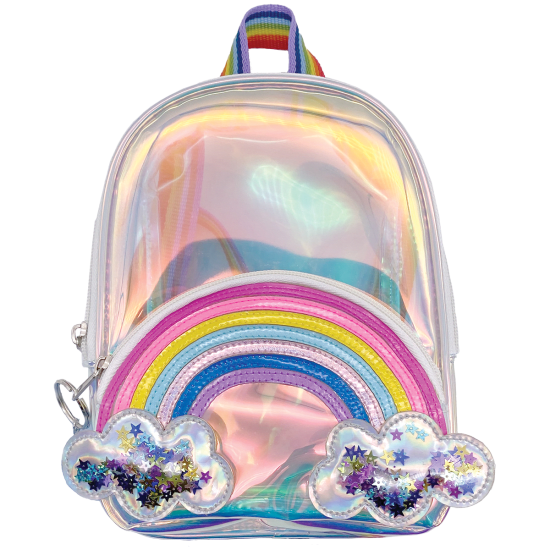 Rainbow & Stars Mini Backpack