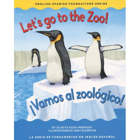 Let's go to the Zoo! ¡Vamos al zoológico!