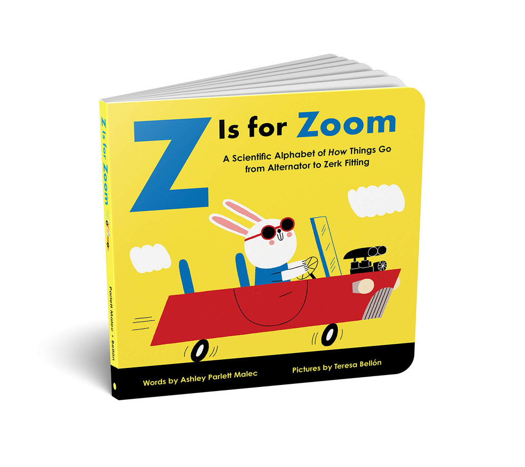 Z is for Zoom