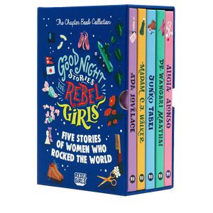 Rebel Girls Chapter Book Set