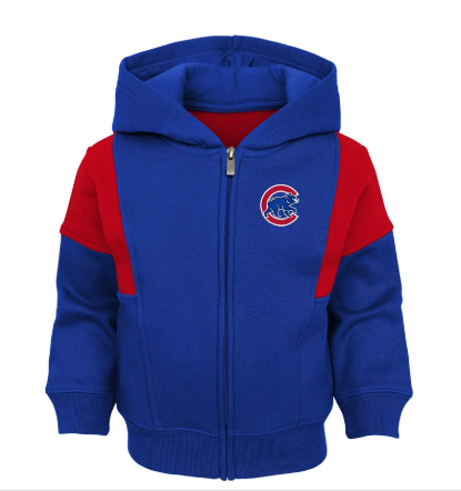 All That Hoodie Cubs Zip