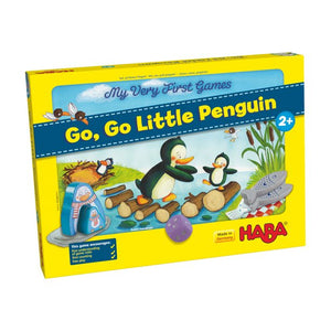 Go, Go Little Penguin