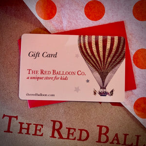 Choose-Your-Own-Balance Gift Card