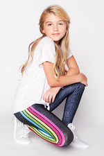 Rainbow Stripe Legging