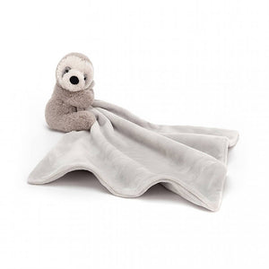 Bashful Sloth Soother Blanket