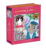 Bookish Cat Romeow 100 Pc Puzzle