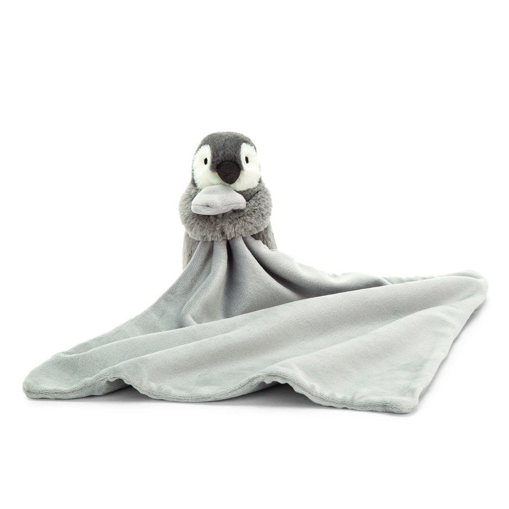 Bashful Penguin Soother Blanky
