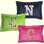 Alphabetable Pillows