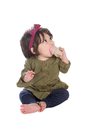 Sweetooth Ice Cream Teether
