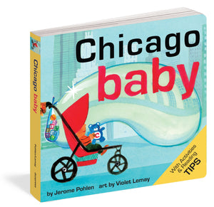 Chicago Baby Board Book