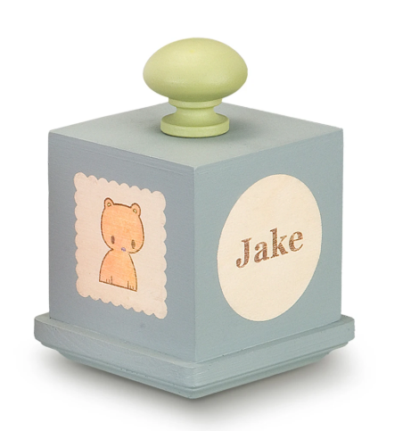Personalized Music Box