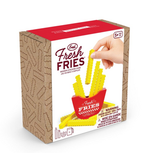 Fresh Fries Stacking Game