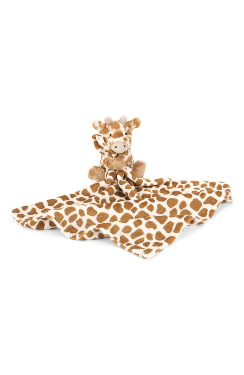 Giraffe Soother Blanket
