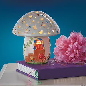 Paint Your Own Fairy Light