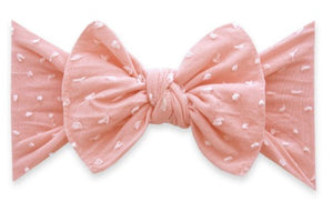 Patterned Shabby Bow