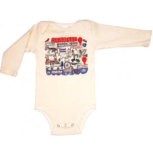 The Red Balloon Company: Chicago Onesie