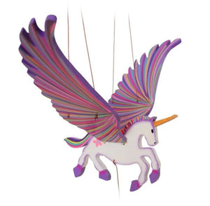 Purple Unicorn Mobile
