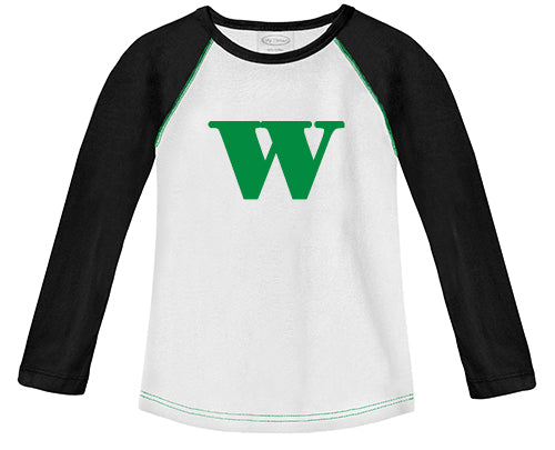 """W"" Initial Tee"