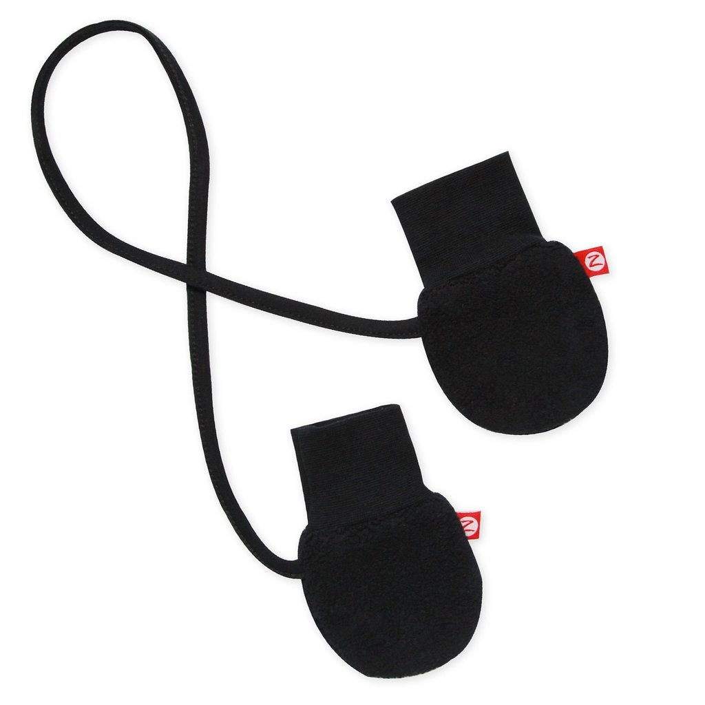 Cozie Fleece Mittens on a String