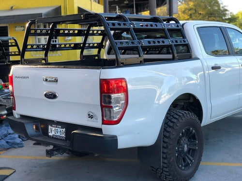 Roll Bar Ford Ranger 2016/2020 Pickup Grande Off Road