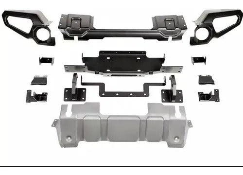 Defensa Rugged Venator Jeep Wrangler Jl Gladiador 19/2021+