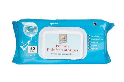 Reynard Disinfectant Wipes