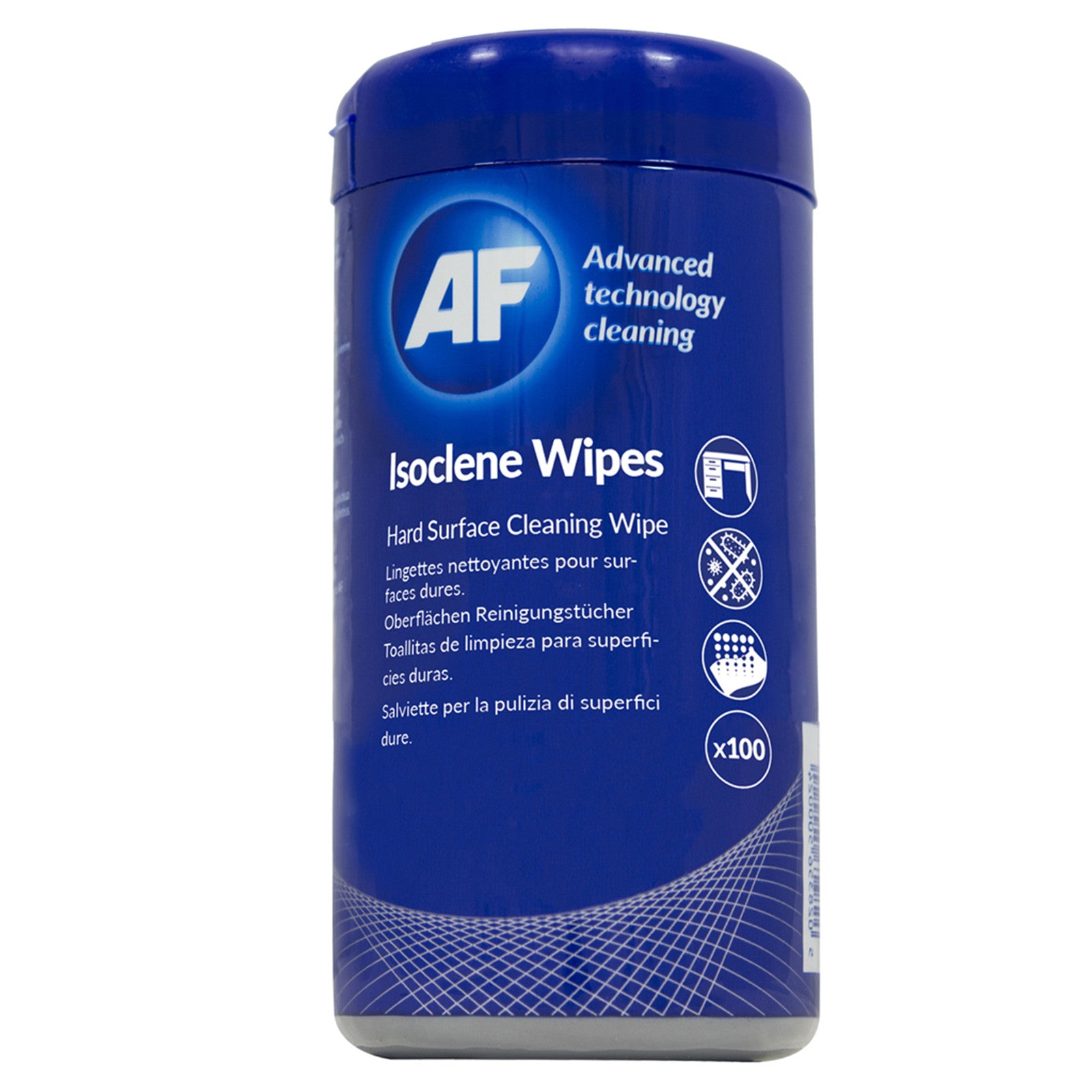 Isoclene Wipes (Carton of 50)