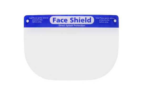 Full Face Visor (carton of 100)