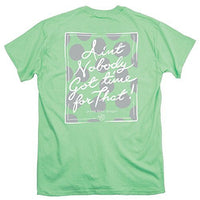 Itsa Girl Thing Jessie Lynn Designs Unisex T-Shirt - Time For That Tee